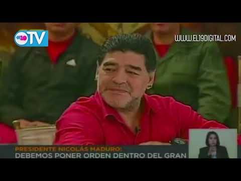 Maduro felicita triunfo sandinista en elecciones municipales