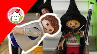 Playmobil Film Deutsch  Der Hexenschuss / Fortsetzung Von DrAnna / Kinderserie Von Family Stories