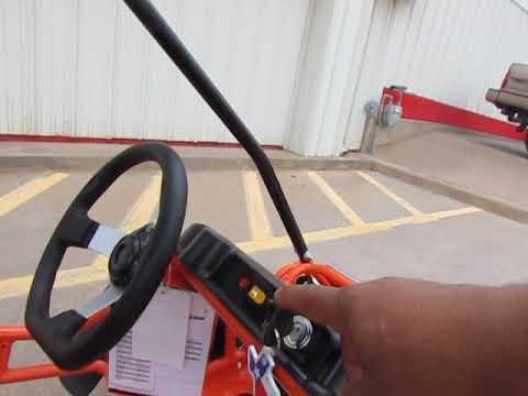2021 Hammerhead Off-Road MudHead 208R in Wichita Falls, Texas - Video 1