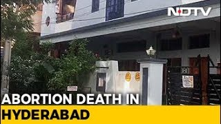 19-Year-Old Hyderabad Girl Bleeds To Death After Illegal Abortion