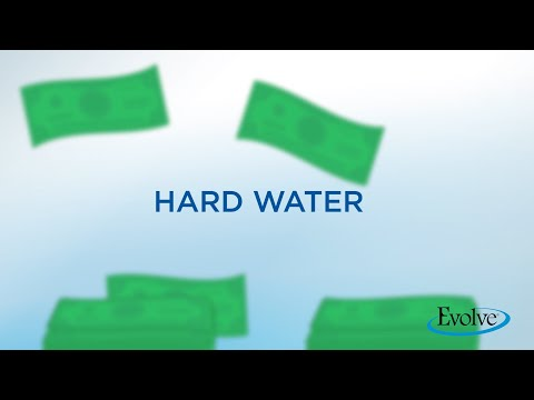 Hard water isn't only inconvenient, it is also costing you money! Watch this video for a quick rundown on how you can spend less when you install a water softener.