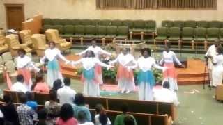 Psalm 150- Vashawn Mitchell Praise Dance