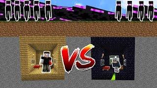 ENDERMANBLOKLARINAKARŞI%99.9GÜVENLİSIĞINAK!-Minecraft