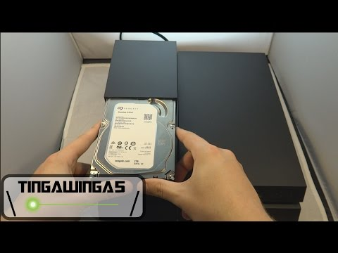 How To Use 3.5 Inch Hard Drive With PS4