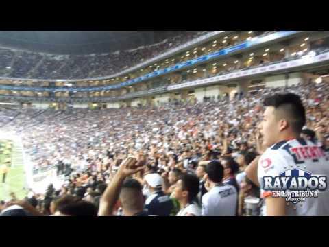 """""""Soy de la pandilla - MTY 2 - 2 Morelia Ap2015"""" Barra: La Adicción • Club: Monterrey"""