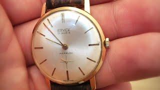 Il mio ultimo orologio oro 750 18 ct carica manuale una figata