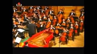 Концерт классической музыки из Северной Кореи =Cantata to Comrade Kim Jong Il=