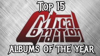 The Top 15 Metal Albums of 2015 | Critical Condition | MetalSucks