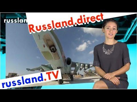 Terrorgefahr in Russland  [Video]