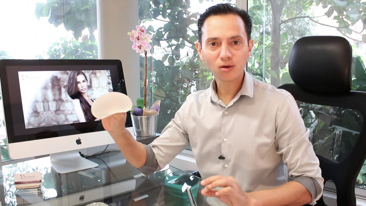 ¿De qué están hechos los implantes mamarios?