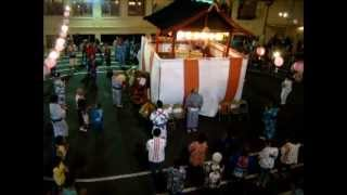 preview picture of video 'Wailuku Hongwanji Obon 8/10/12'
