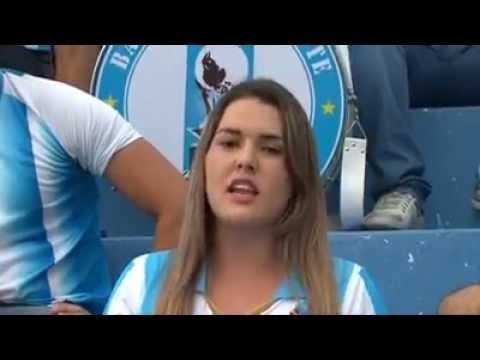 """""""Conheça a Banda Alma Celeste"""" Barra: Alma Celeste • Club: Paysandu"""