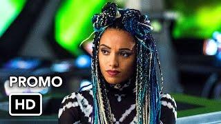 "Легенды завтрашнего дня, DC's Legends of Tomorrow 5x09 Promo ""The Great British Fake Out"" (HD) Season 5 Episode 9 Promo"