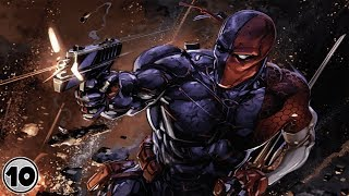 Top 10 Super Powers You Didnt Know Deathstroke Had