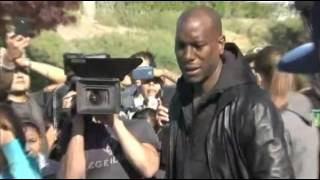 Tyrese Crying For Paul Walker HD VERSION