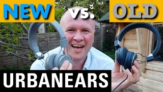 OLD vs NEW: URBANEARS PLATTAN 2 two years on, WIRED ON-EAR headphones review!