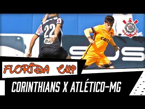 Florida Cup | Corinthians X Atlético MG (Melhores Momentos)