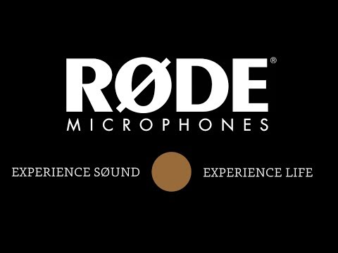 My Rode Reel TVC 2017: Rode- Experience Sound, Experience Life BTS