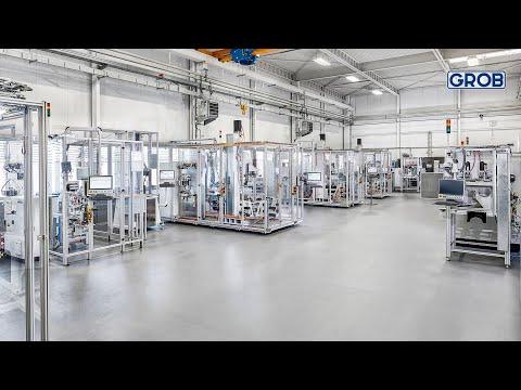 GROB Product Stories – Technologie- und Anwendungszentrum für Elektromobilität (TAE)