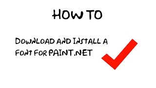 How to make a YouTube Banner in Paint net 'EASY' - Видео