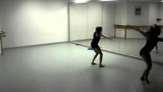 "Contemporary Jazz dance to ""RIOT Rhythm""  by Brandon J. Jones"