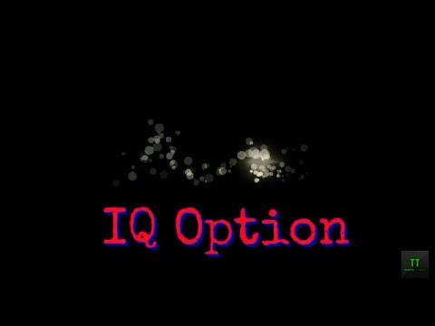 IQ Option - Apresentação Básica