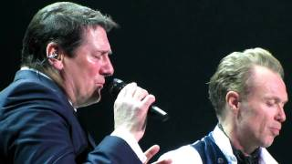 Spandau Ballet 'With the pride' Brussels 2010