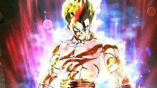 I Stacked Ultra Instinct & Kaioken with Super Saiyan in Dragon Ball Xenoverse 2 Mods