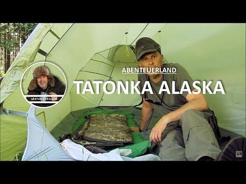 Tatonka Alaska - robustes Zelt für jede Jahreszeit ⛺ 👍