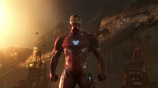 Iron Man - Fight/Abilities Compilation & Armor Evolution (+