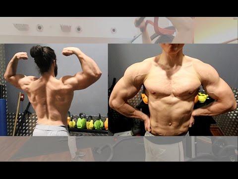 Les championnats à rossii au bodybuilding