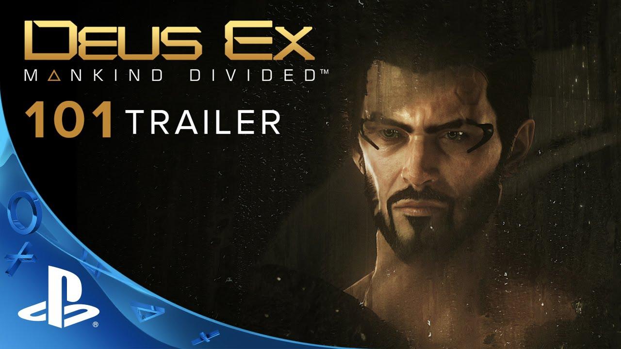 10 Ways Deus Ex: Mankind Divided Enhances the Action RPG