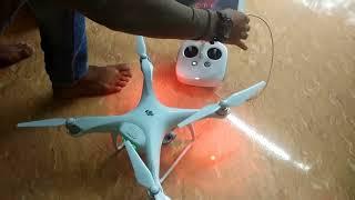 1.5 lakh worth drone cam - DJI PHANTOM 4 pro