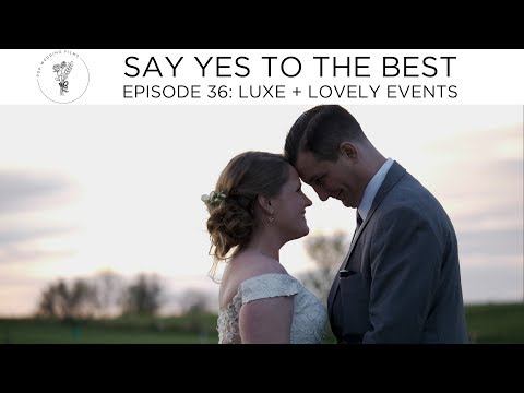 , title : 'How To Be Stress-Free During Wedding Planning with Luxe + Lovely Events | Say Yes to the Best