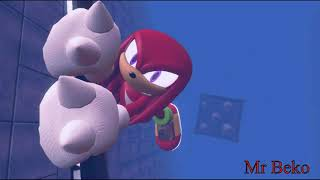 Sonic Exe The Spirits Of Hell Survive Knuckles 3D Animation