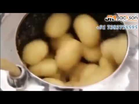 Potato Pilling Machine