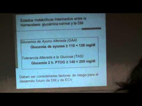 Qué pruebas necesita pasar para identificar la diabetes SAH