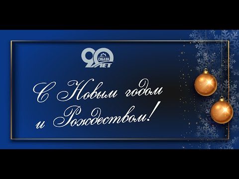 Поздравление с Новым годом ректора СибАДИ