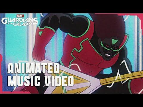 Zero to Hero (clip musical animé) de Marvel's Guardians of the Galaxy