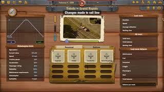 Railway Empire Track Layout 101