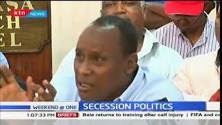 Section of coast leaders accuse Raila Odinga of secession