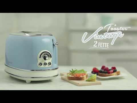 Ariete Tostapane 2 fette 155 Vintage