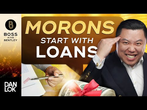 , title : 'Only A Moron Starts A Business On A Loan