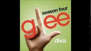 Diva - Glee Cast (Audio)