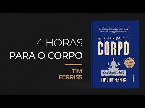 Livro | 4 Horas para o Corpo - Tim Ferriss #96