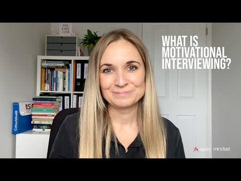 Motivation Interviewing is hugely powerful and is one of my most popular courses, but there can be some confusion about what MI actually is and what it does, so I recorded this very short video to shed some light on this