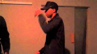 Windy City Beat Battle Round 3(Finals/Overtime): Im Trumaine Vs. Pyro The Spaceboy 1/28/11