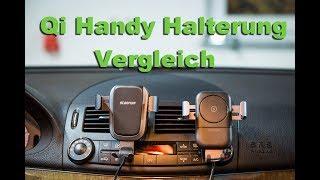 Qi Handy Halterung Vergleich ,Steanum und Andobil