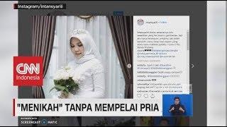 Kisan Intan, Pengantin Menikah tanpa Mempelai Pria Korban Lion Air JT-610