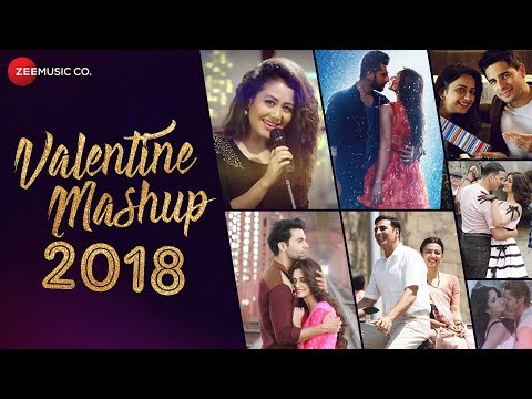 Download Valentine Mashup 2018 | Zee Music Company HD Video